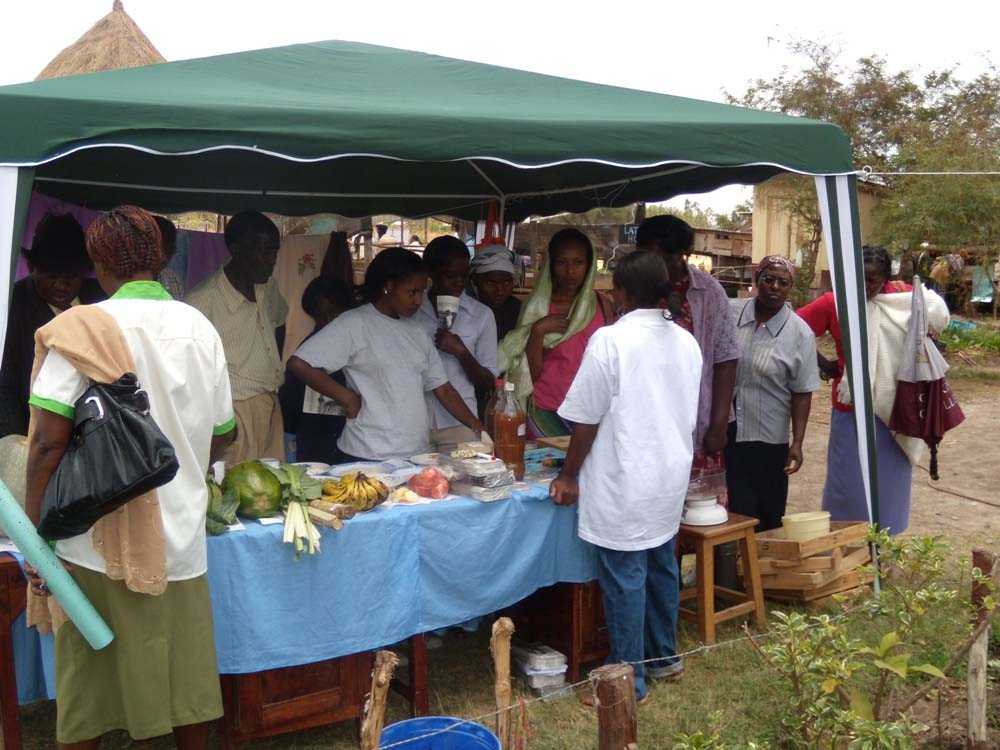 Thika's citizens learn about G-BIACK and GROW BIOINTENSIVE