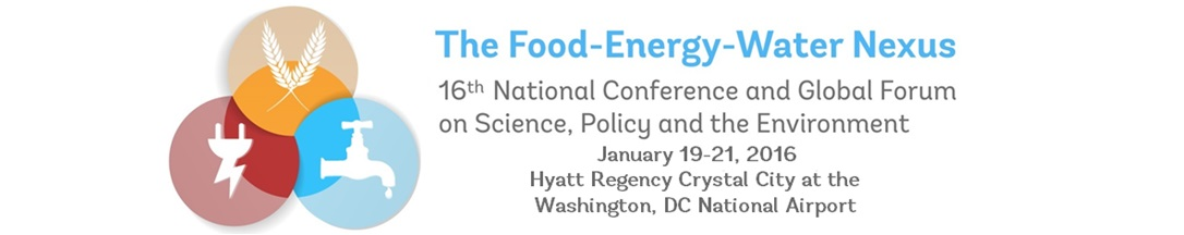 Food Energy Water Nexus Workshop with John Jeavons and others, January 21, 2016